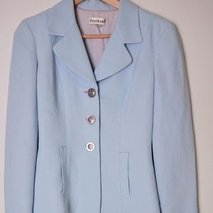 Bebe women's blazer business wear size 4